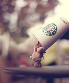 I have a slight addiction to Starbucks. Coffee is good for you.