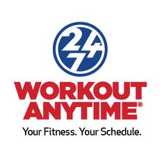 WORKOUT ANYTIME Homestead, Florida!  (305) 246-5544.  We will be open 24/7 for members, offers tanning, HydroMassage, Matrix equipment, plate weights, free wifi, showers, nice dressing areas, day use lockers, the reACT Eccentric Core Trainer too!