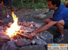 Un weekend tra natura, sopravvivenza e archeologia