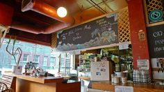 Inside Pizza Oasis by camknows, via Flickr
