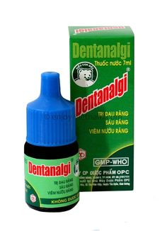 Dentanalgi - Toothache Pain Relief Liquid - I love it so useful