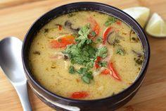 DELICIUOS ... Thai Chicken Soup
