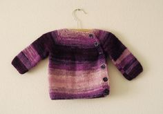 wool knit baby sweater
