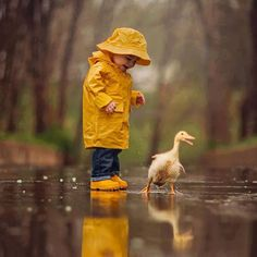 Un temps de canard