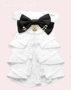 Original Crown Jabot by Innocent World Bow Tie Collar, Lace Collar, Collar And Cuff, Lace Cuffs, Steampunk Costume, Diy Dress, Coat Dress, Lolita Fashion, Scarf Styles