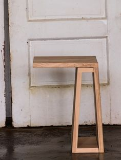 STRAND END TABLE - Stephen Lysak