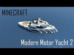 19 Best Minecraft Yachts Boats Ships Images In 2018 Ship Yachts
