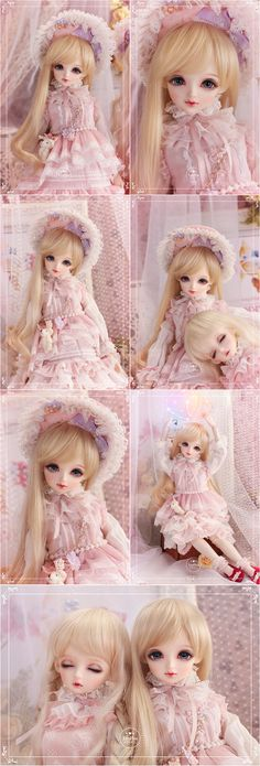 (AS Agency)BJD Limited Edition Mandarava ver2Y Girl 42cm Ball-Jointed Doll_MSD size doll_Angell Studio_DOLL_Ball Jointed Dolls (BJD) company-Legenddoll