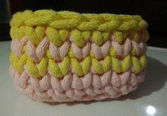 basket crochet