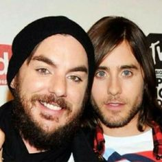 Shannon  Jared Leto! I freaking love how Shannon looks here!