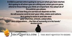 Enjoy these great Boy Scout Quotes. Importance of Children Quote High Quotes, Daily Quotes, Campfire Quotes, Scout Quotes, Jokes Quotes, His Hands, Quotes For Kids, Be Yourself Quotes, Abraham Lincoln