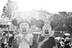 I want be Mickle mouse!!!