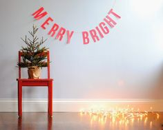 a pretty cool life.: diy: Christmas card photo backdrop