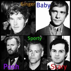 """""""This is the most amazing thing ever! I love Sherlock!"""" - All of these fit perfectly, haha."""