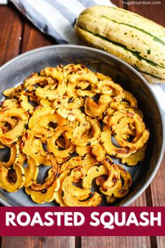 Roasted Squash is so easy to make, tasty, healthy and loaded with nutrients. Give this roasted delicata squash a try tonight. #squah #roasted #oven #baked #delicata