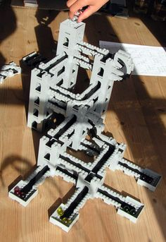 lego marble runs sounds fun have to make one!