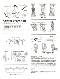 Retro Crafting Friday: Knot My Favorite – Macrame! | Amy Alessio