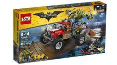 The LEGO Batman Movie - Killer Croc Tail-Gator (70907)