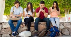 College students have embraced a culture where everything is shared and captured in a selfie. Many don't think about the digital footprints left behind.