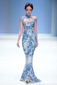 Zhang Jingjing - S/S 2013 haute couture