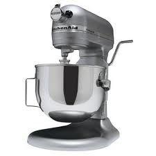 my KitchenAid mixer