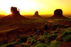 Desert Sunrise...Monument Valley <3