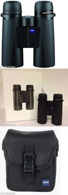 Hunting Binoculars 31711: Zeiss Conquest Hd 10X42 Hd Black Binocular With Case - 524212 -> BUY IT NOW ONLY: $749.95 on eBay!