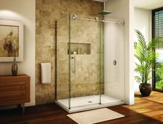 framless glass barn sliding shower door hardware modern showers hong kong ningbo tengyu metal product coltd