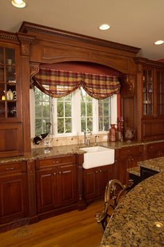 mission style kitchen | Design Gallery: Traditional Style Kitchens