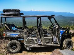 #polaris #polarisranger #polarisrangerxp #polarisranger900xp #rollcage #safarirack #hunting #fishing #utv #sidexside #sidebyside.  Ranger 900 & 1000 roll cage packages.  Call Darren for more info 801-864-7647. dranhall@gmail.com