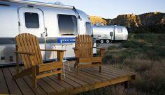 The 9 Most Amazing Airstream Hotels Around the Globe | Shooting Star RV Resort, Escalante, Utah