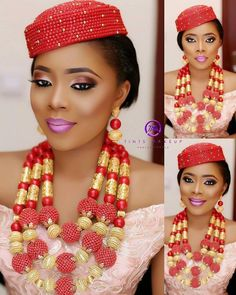 Latest Photos New wedding hairstyles for black women updo side buns african amer. African Inspired Fashion, African Men Fashion, African Fashion Dresses, Nigerian Fashion, Ankara Fashion, African Women, African Wedding Attire, African Attire, African Dress