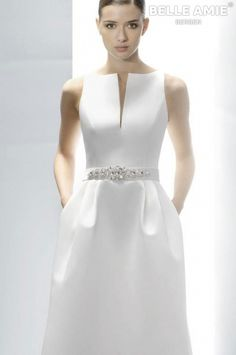 Jesus Peiro Wedding dresses 3012 | - Belle Amie Brudesalong