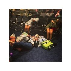 Little Mix got stuck in an airport for over 5 hours had a blast ❤ liked on Polyvore featuring little mix