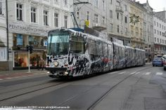 45 Linz Goethekreuzung 04.01.2011 - Bombardier GT10 Places To Visit, Street View, Travel, Europe, Pictures, Linz, Viajes, Destinations, Traveling