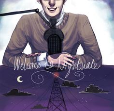 welcome to night vale by ~raggedystrider