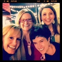 """""""I #celebrate almost every moment I can with these girls. #blessed #grateful #framily #rethinkchurch #lent #stjameslr"""""""