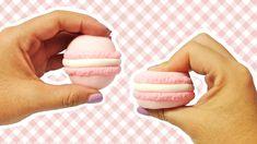 DIY Squishy Stress Ball? Without Balloons!!! Macaron Squishy Tutorial