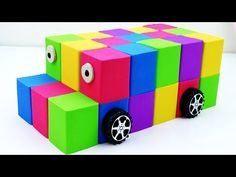 Play Doh Cars Ice Cream Rainbow Learn Colors Finger Family Nursery Rhymes Peppa Pig Molds Fun Kids - YouTube