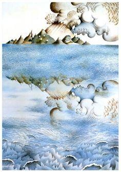 L'isola di Robinson - Tullio Pericoli