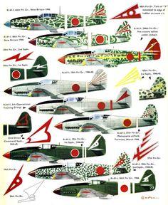 Kawasaki Ki61 Hien (Tony)(118) Page 11-960
