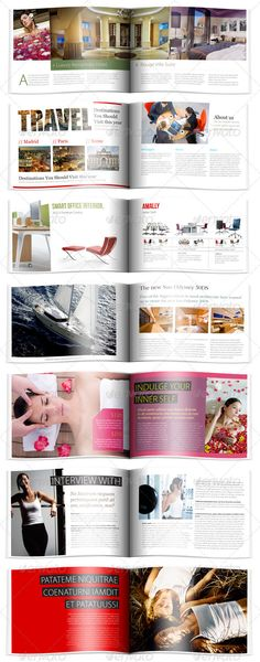 Brochure Layouts Collection (01) $9.00