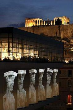 Acropolis Museum | Athens, Greece.