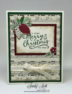 The Scrap n' Stamp Shop: FATHER CHRISTMAS - A Vintage Christmas Card & Other News