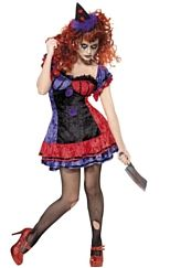 Cirque Sinister Bo Bo The Clown Costume http://www.partypacks.co.uk/cirque-sinister-bo-bo-the-clown-costume-pid80956.html