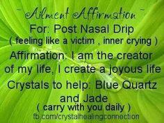 Post Nasal Drip