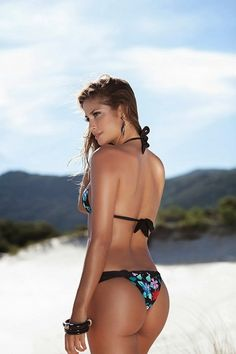 Isabela Soncini | HQ Bikini Photoshoot Sol de Barra Swimwear 2014 | Part: 1/2