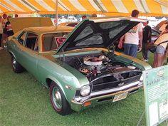 1968 COPO 9738 Nova SS - Rare 396/TH400-Equipped Novas - Super Chevy Magazine