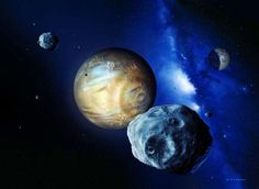 Pluton - Corbis