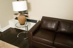 Rips in your leather couch can be repaired easily.